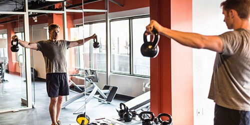 Exercises that help increase muscle mass and improve the level of creatinine.photo