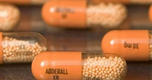 Adderall XR in a capsule form How long does Adderall last